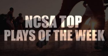 top plays of the week highlighted by ncsa video editors