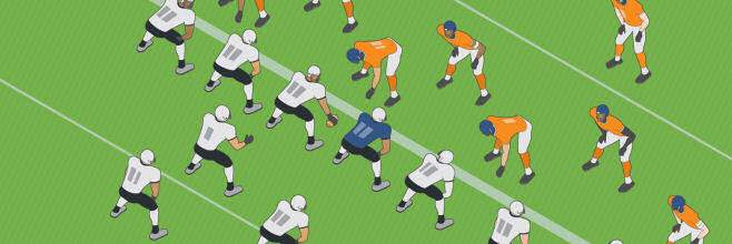 Find out how to respond to football questionnaires